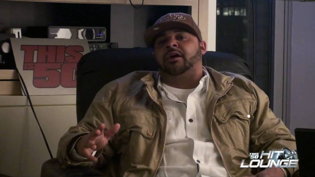 Recap 3/25/10 With Joell Ortiz & Eric Beasley | The Hit Lounge | 50 Cent