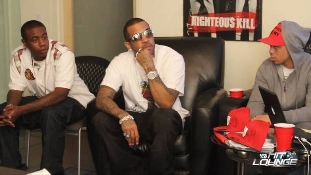 Recap 4/22/10 With Lloyd Banks, Cory Gunz & Peter Gunz | The Hit Lounge | 50 Cent