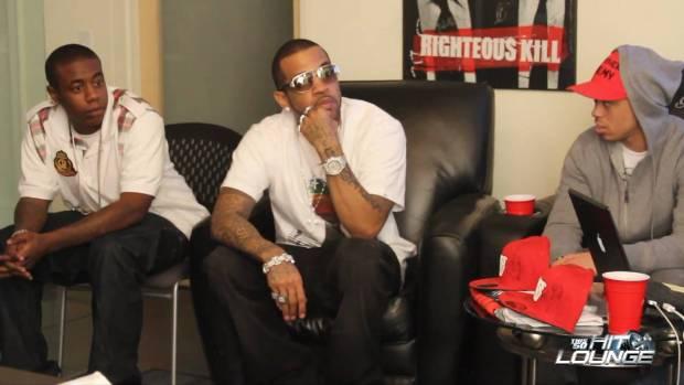 Recap 4/22/10 With Lloyd Banks, Cory Gunz & Peter Gunz   The Hit Lounge   50 Cent