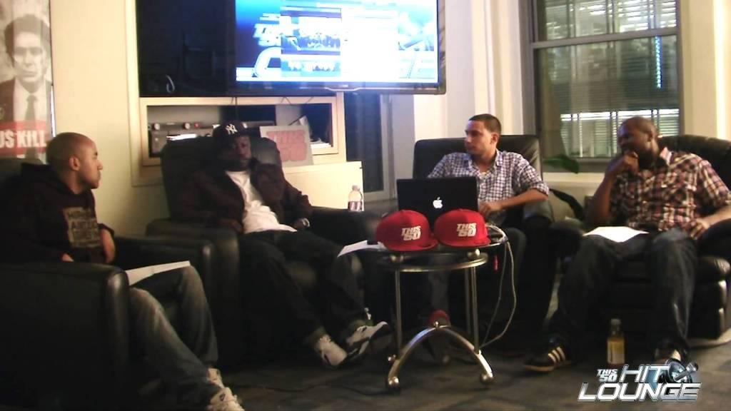 Recap 4/8//10 With Havoc   The Hit Lounge   50 Cent
