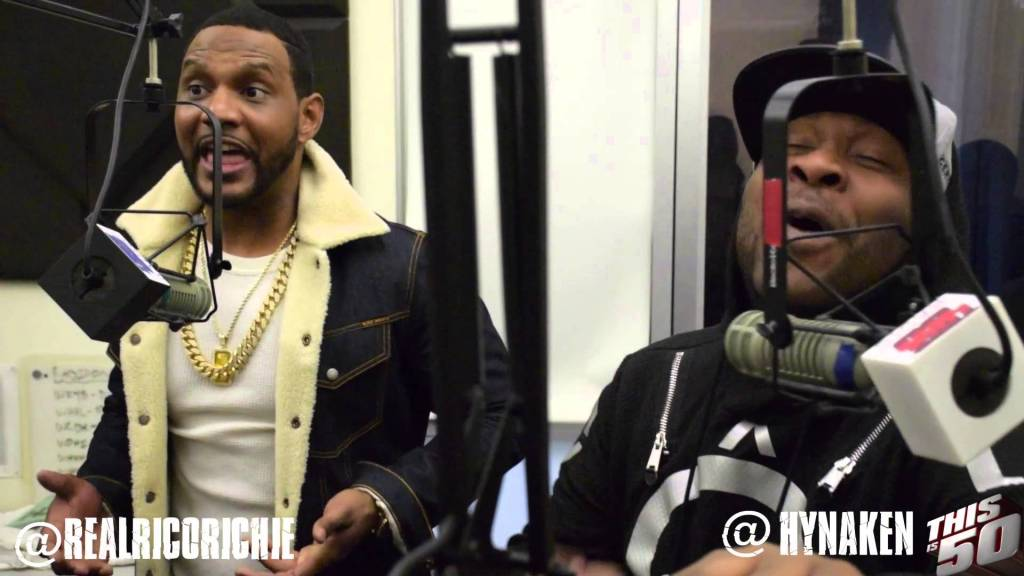 Rico Richie On Love For Draya; Russell Wilson & Ciara ; Cheating Spouses