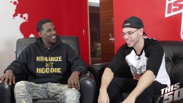 Rob Twizz on Working W/ Uncle Murda ; DMX & Lox Influence on Yonkers + Spits CRAZY Freestyle