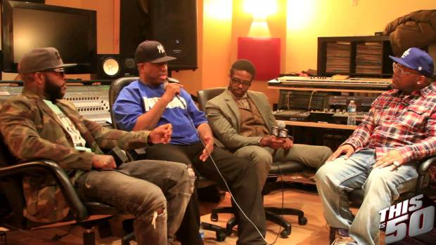 Royce Da 5'9 & DJ Premier on Discovering Adrian Younge