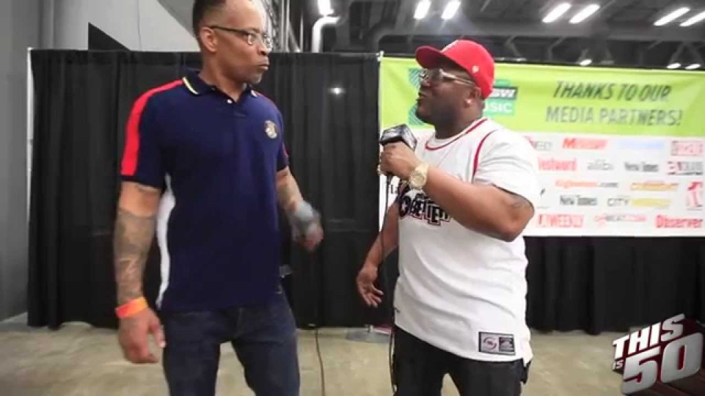 Sadat X on Brand Nubian; New Era of Rap; Lord Jamar; New Music