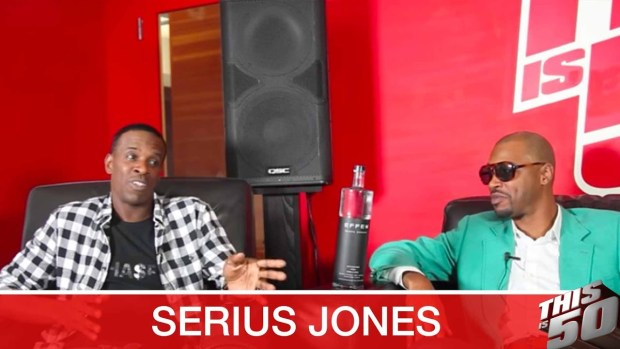 Serius Jones on Battle Rappers Making Songs; Getting Stabbed 5 Times; New Documentary