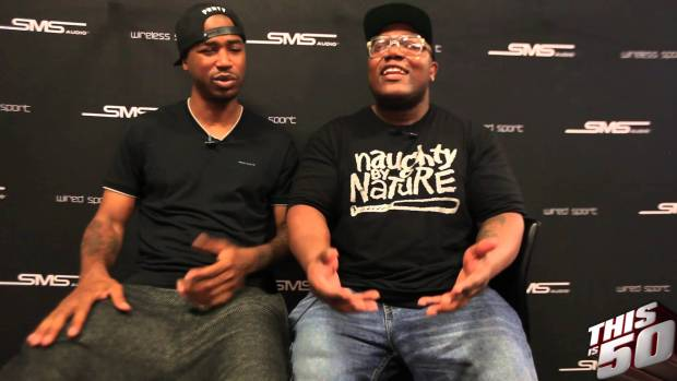 Serius Jones on Being Signed with Ludacris & DTP; Battle W/ Murda Mook