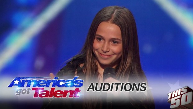Sky Katz on Being on 'America's Got Talent; at 11 Years Old ; Millions of Views ; Freestyle
