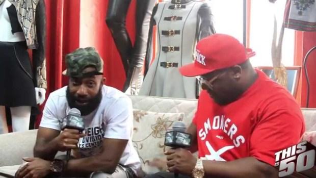 Smack on Redemption Battle; Drake; Daylyt; Ring Card Girls