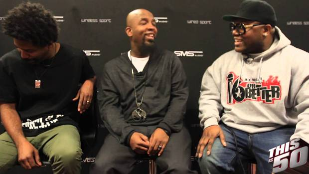 Tech N9ne & Murs on Staying Normal; Music; Suge Knight; Lil Wayne; 50