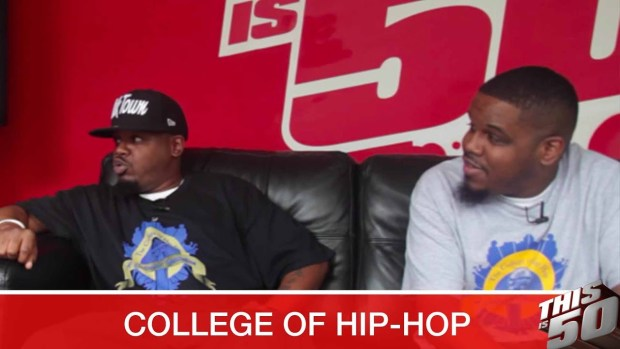 "The College of Hip-Hop – ""10 Steps to Profit from Your Passion"""