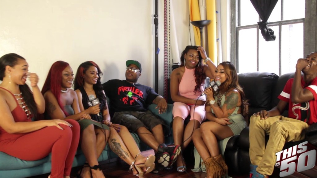 """The Real Side Chicks of Charlotte Speak on  """"Side Chicks VS Main Chicks"""" + Beef With Lil Duval"""