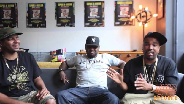 Thisis50 DECODED Episode 2 Featuring Capone & Noreaga