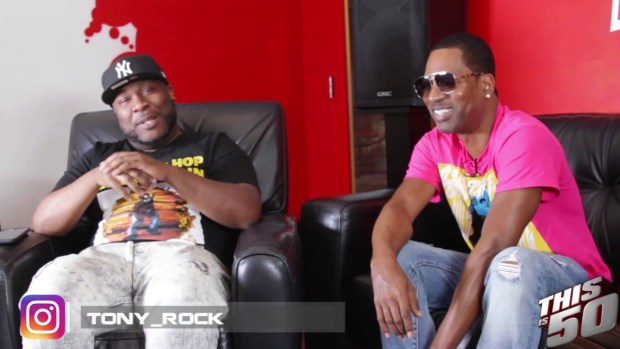 Tony Rock on Pros & Cons of Being Chris Rock's Brother ; Donald Trump ; Memories With Charlie Murphy
