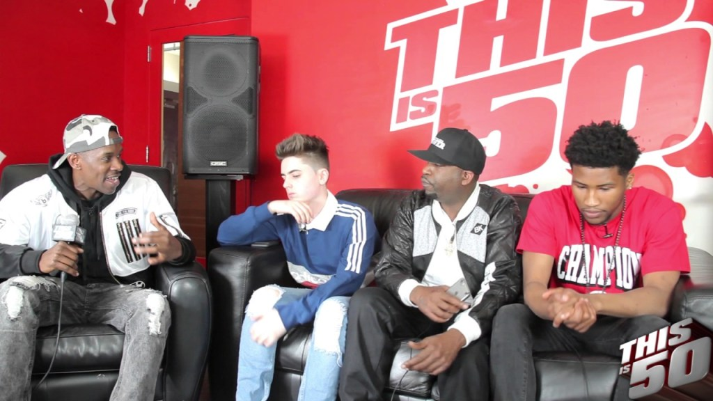 Tony Yayo Introduces His Artists, Chris Miles & Young Dooey