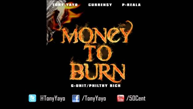 Tony Yayo – Money To Burn feat. Curren$y and P-Reala