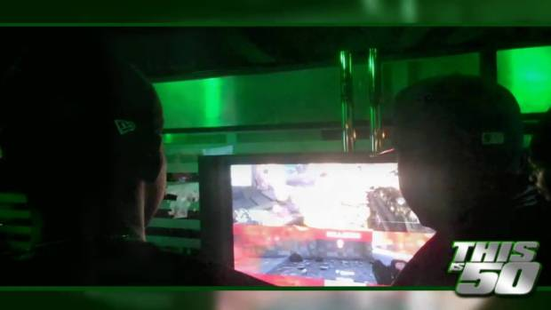 Tony Yayo Plays Call Of Duty Modern Warfare 2 w/ Ice-T, Coco, & DJ Whoo Kid | 50 Cent