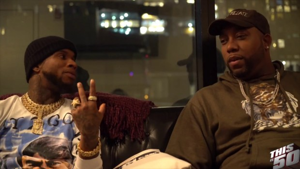 Tory Lanez on Being The Best Artist In Music + Details Drake Beef To Respect + Meek Mill W Pvnch