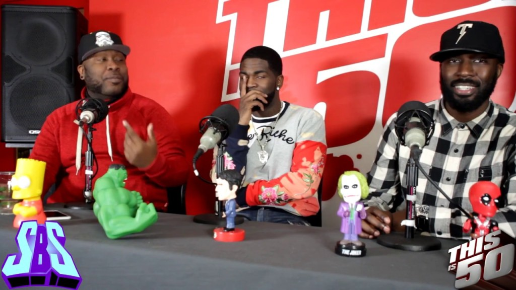 Tsu Surf on Friendship w/ Kyrie Irving; Says 'Girls Can't Handle Good Guys'; Battle w/ Shotgun Suge