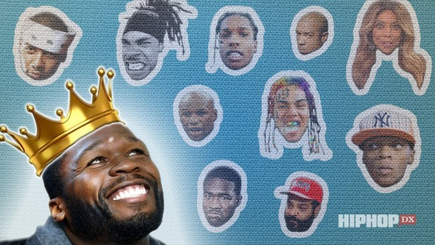 50 Cent Vs EVERYBODY – The Top 10 Funniest And Greatest Trolls Of 2018