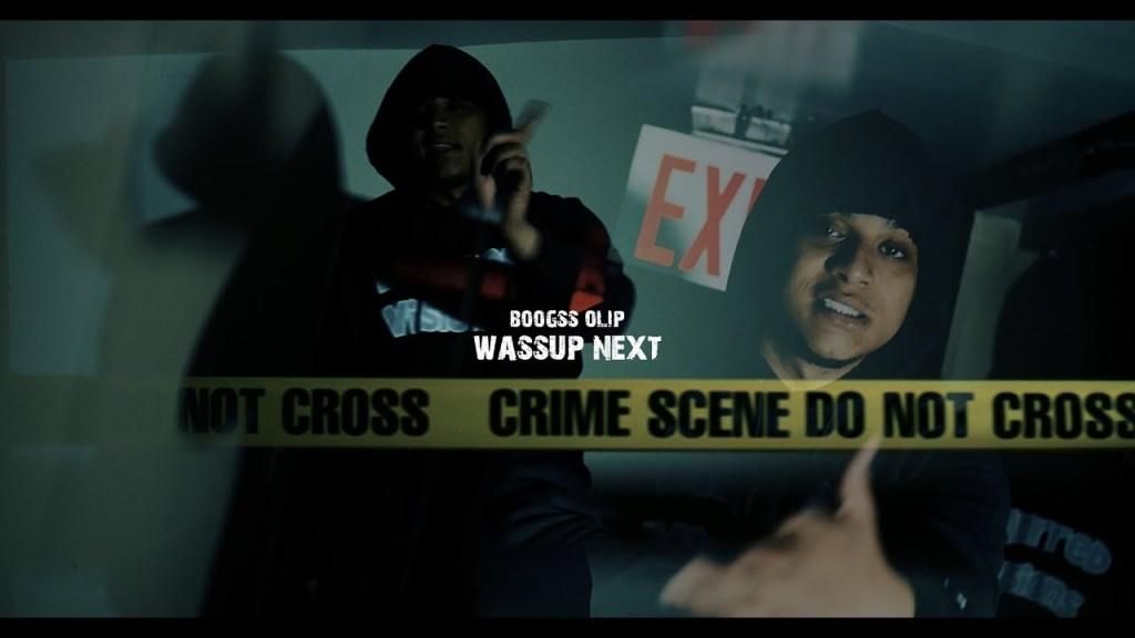 Boogss Olip – Wassup Next (Official Video)