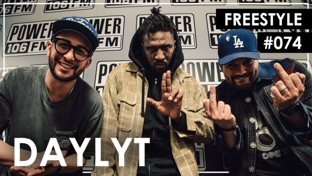 Daylyt Freestyle w/ The L.A. Leakers