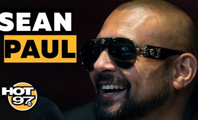 Sean Paul On Smoking w/ Rihanna, Thoughts On Afrobeat & Buju