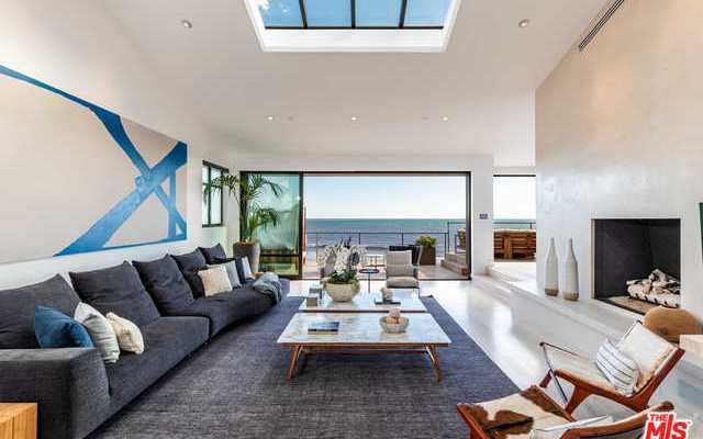 Kevin Durant Lists Oceanfront Malibu Home For 13 5 Million