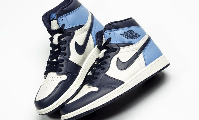 "1d742b430a025a Air Jordan 1 Retro High OG ""UNC"" coming August 17th"