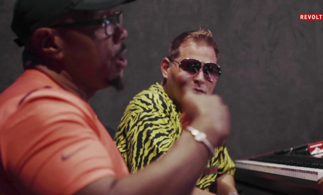 What happens when Timbaland & Scott Storch cook up in the