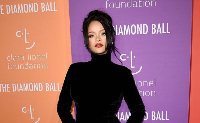 All the red carpet looks from Rihanna's 2019 Diamond Ball