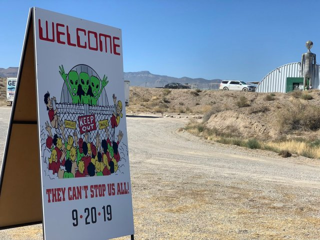 People are getting excited for 'Storm Area 51' day despite repeated warnings