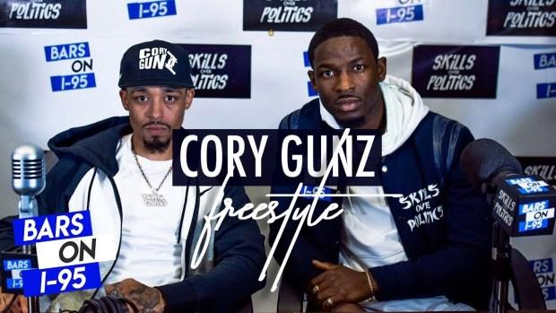 Cory Gunz Bars On I-95 Freestyle