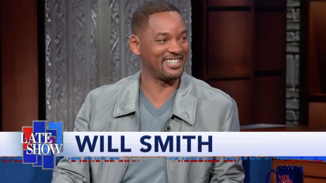 'Gemini Man' Director Ang Lee Studied Every Era Of Will Smith's Life | Colbert