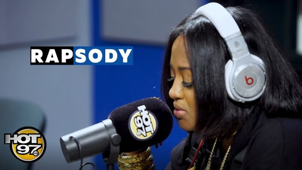 apsody Hot 97 Freestyle | #Freestyle137