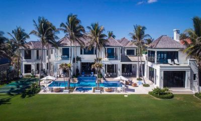 Tiger Woods' ex-wife Elin Nordegren chops $5m off the price of her Florida mansion – now offered at only $44.5M