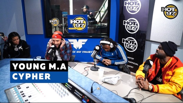 Young M.A | Funk Flex | #Freestyle138