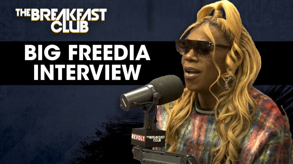 Big Freedia Talks New Orleans Bounce History, Drake, Beyonce, Being Loud, Proud + More