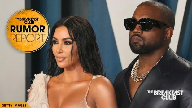 Kim Kardashian Caught Breaking Down While Talking To Kanye West