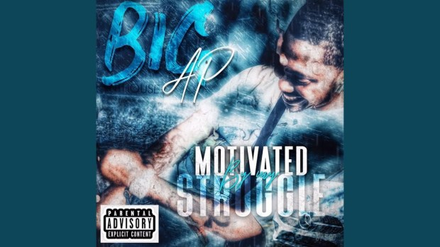 """NEW JERSEY ARTIST BIG AP DEBUTS EP """"MOTIVATED BY MY STRUGGLE"""""""