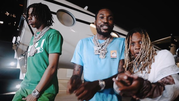 Meek Mill – Sharing Locations feat. Lil Baby & Lil Durk [Official Video]