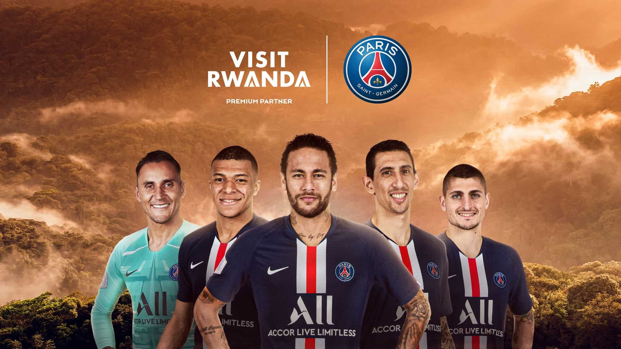 from arsenal to psg rwanda is doubling