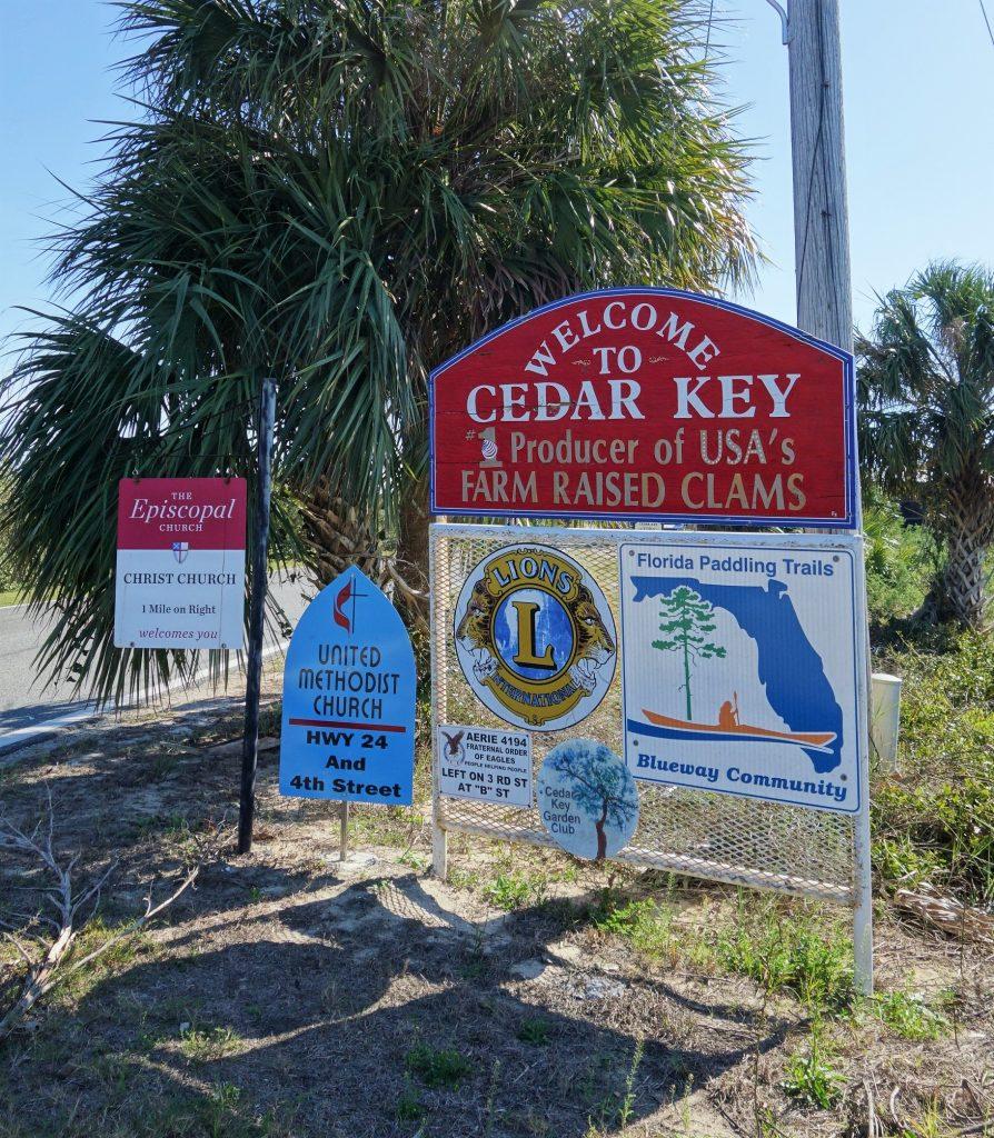 My Trip to Cedar Key - This Is America Too