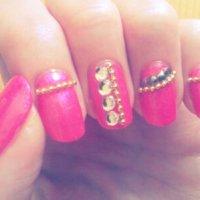 Bling-bling nails