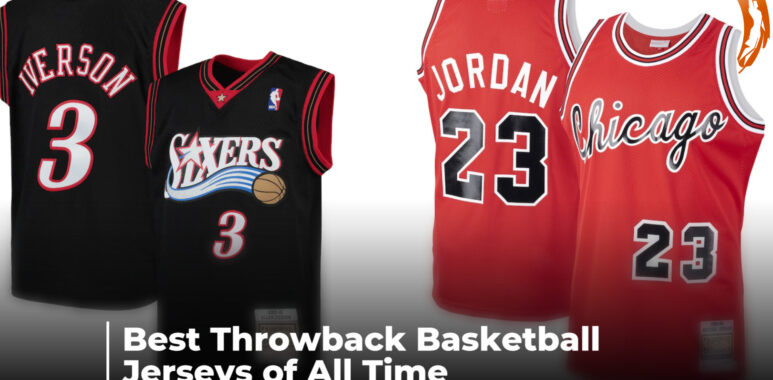 Best Throwback basketball jerseys of all time