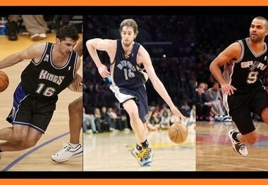 European Basketball Players