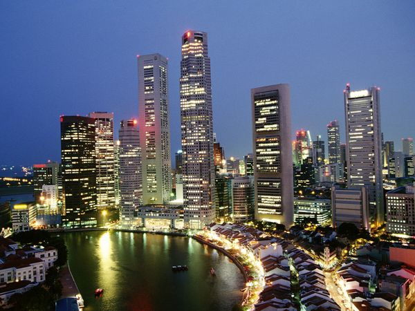 MY UNOFFICIAL TRAVEL GUIDE TO SINGAPORE (1/6)
