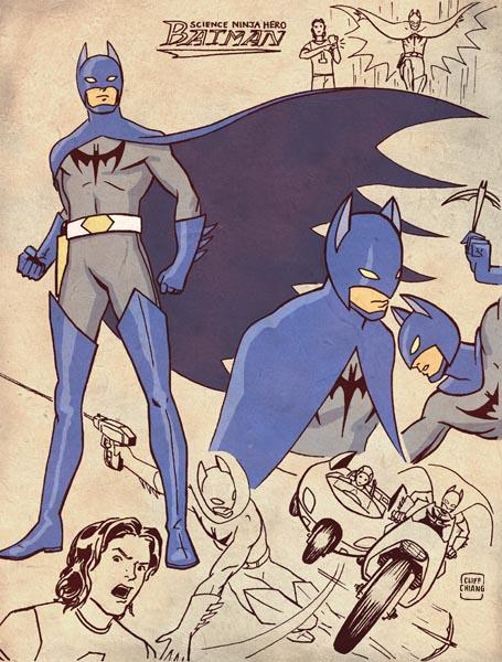 Batman Japan