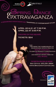Tacoma City Ballet Spring Dance Extravaganza