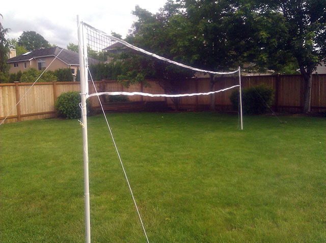 Two-Sticks Net