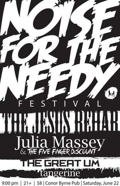 Noise For the Needy Poster Image